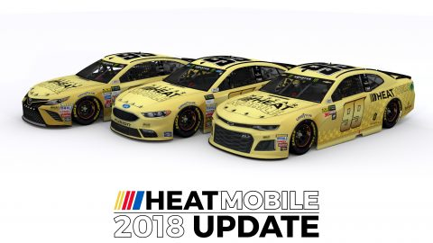 nascar heat mobile, nascar heat mobile game,