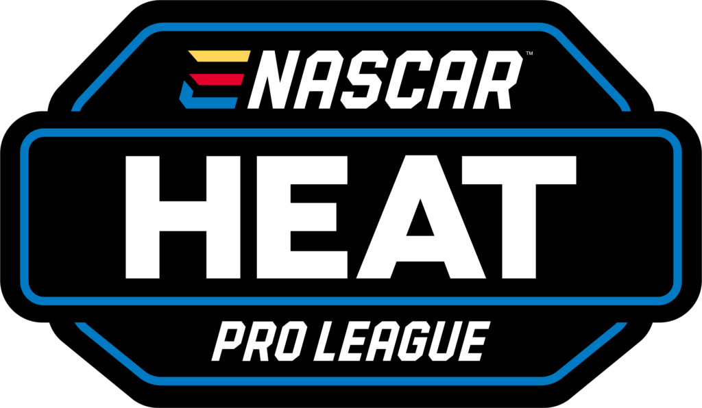enascar heat pro league, nascar heat, nh4, heat pro league, esports, racing game, nascar heat 4