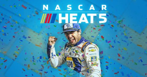 nascar heat 5, nh5, nascar heat 5 faq, racing video games, nascar games