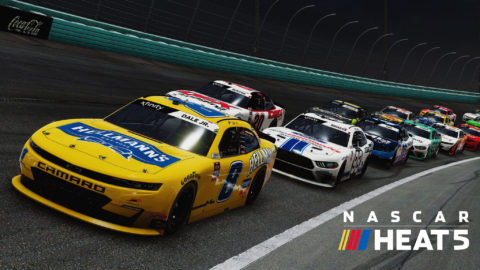 july 21st patch nascar heat, dale jr, nascar, nascar heat, nh5, xbox racing games, ps4 racing games
